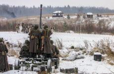 Контрнаступление под Москвой. Лызлово 2015